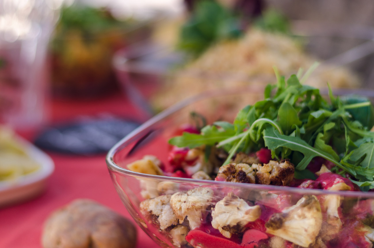 Vegetarische Catering Sven Henschel