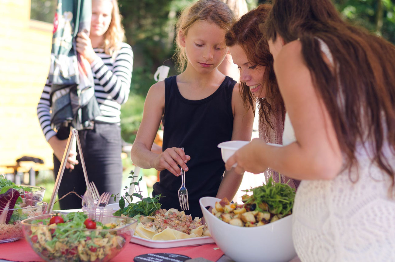 Sven Henschel wedding catering